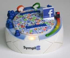 Facebook geek toy