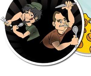 Astazi: Duelul Mancaciosilor