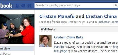 Amuzant: sa cuplam bloggerii pe facebook