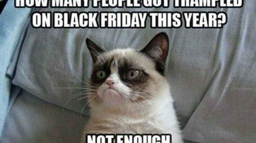 Șapte lucruri pe care să nu le faci de Black Friday
